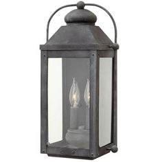 Nostalgic Arched Carriage Outdoor Light - Small