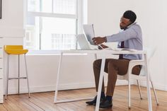 """Examples of the best job interview answers to the question """"How do you handle stress?"""" With advice on how to respond effectively, and tips for answering. Job Interview Answers, Resume Help, Under Pressure, Good Job, Stress, This Or That Questions, Tips, Beast, Career"""