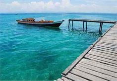Nikmati Liburan dengan Paket Wisata Pulau Harapan Murah
