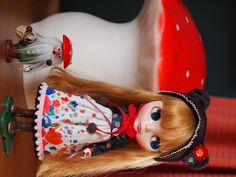 Komoko also  ! (! Yapurogu) yaplog byGMO Blythe doll