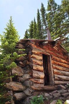 Abandoned Cabin......Breckenridge,  CO