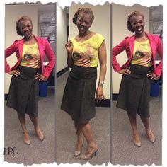 Style at work Style, Fashion, Moda, La Mode, Fasion, Fashion Models, Trendy Fashion