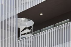 LA apartments by LOHA feature balconies with perforated panels Creative Architecture, Perforated Metal, Dezeen, Design Museum, Urban Landscape, Cladding, Balcony, Facade, Condo