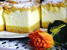 z cukrem pudrem: sernik bez sera (styropian) Polish Easter, Cheesecakes, Sweet Recipes, Yummy Recipes, Vanilla Cake, Sweet Tooth, Yummy Food, Drinks, Cheese