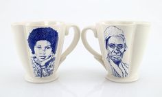 bell hooks and Sojourner Truth Cup | The Democratic Cup