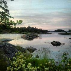 Skärgård, utanför Nynäshamn, Sweden