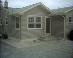 Adding on to a home can be easy and natural looking Home Additions, Home Remodeling, Shed, New Homes, Outdoor Structures, Canning, Natural, Building, Easy