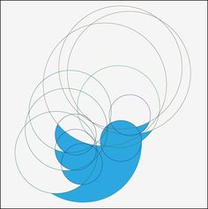 twitter logo golden ratio