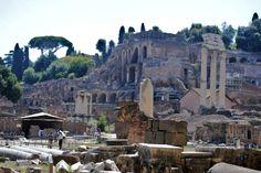 Rome Ruins - pete holbrook
