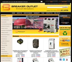 http://breakeroutlet.com/cutler-hammer-circuit-breakers.html #Cutler_Hammer_Breakers