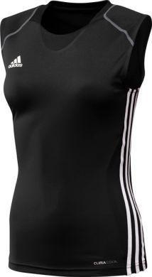 ADIDAS T12 CLIMACOOL Damen Sport Trikot Fitness Trainings