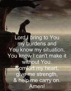 Great prayer for overwhelming circumstances