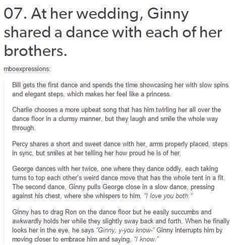 Harry and Ginny's wedding.