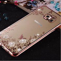 Bling Butterfly Samsung S7  S7 Edge Galaxie S7, Magasin De Chemises,  Papillon, 5771b8c8d1cc