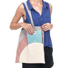Тряпичная сумка с карманами / Сумки, клатчи, чемоданы / Модный сайт о стильной переделке одежды и интерьера