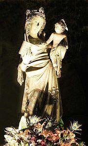 Imagen gótica. #Arte gótico #Escultura gótica
