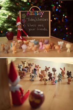 We can all get along! Elfs are your friends.
