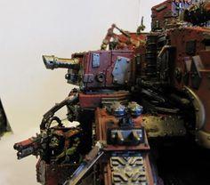 "Ork Skullhamma Battlefortress ""Wartanker"""