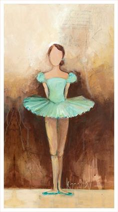 Dress up a bare wall with the Belle of the Ballet in Green Canvas Wall Art from Oopsy Daisy. Canvas wall art is perfect for adding color and style to bedrooms, playrooms, nurseries and even bathrooms!