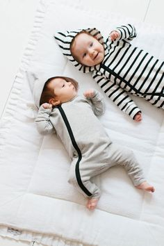 Minimal chic baby fashion | House of jamie