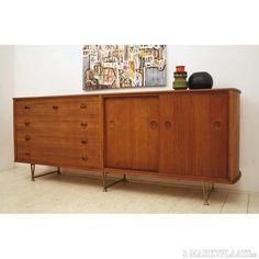 Marktplaats.nl > Vintage dressoir retro design William Watting voor Fristho - Huis en Inrichting - Kasten   Dressoirs