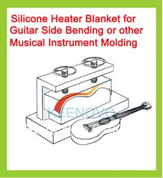 Aliexpress.com : Buy Package Sale Guitar Mould Heater Two PCS Flexible Silicone Rubber Heaters 150*950mm 150*200mm Free Shipping from Reliable Silicone Heater suppliers on KEENOVO - Custom Flexible Heaters $98.60