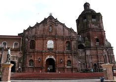 Beautiful Churches in the Philippines | Its REALLY fun in the Philippines! San Sebastian Church in Laguna