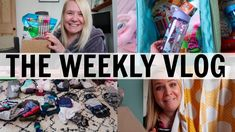 WEEKLY VLOG: Come Pack With Me & Sainsbury's Haul! British Youtubers, Packing, Parenting, Bag Packaging, Childcare, Natural Parenting