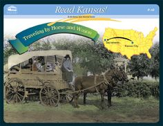 Kansans on the Move, Read Kansas! cards