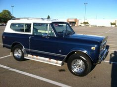 1978 International Scout II Scout II 345 Automatic