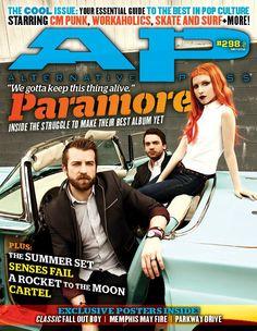 AP 298.2 // May 2013 // Paramore