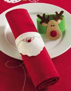 É dia de festejar!: Decoração de Natal!!!