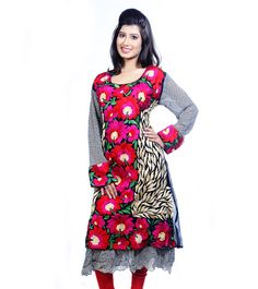: The iplt20fashion.com showcases a huge collection of kurties for the women to make them comfortable.
