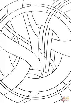 Abstract Coloring Pages, Pattern Coloring Pages, Mandala Coloring Pages, Free Printable Coloring Pages, Coloring Book Pages, Coloring Sheets, Adult Coloring, Faux Stained Glass, Stained Glass Patterns