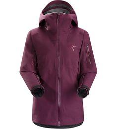 Arc'teryx Favourites: Women's Sentinel Jacket | Ski Gear | Shell Jackets