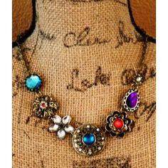 Retro European Style necklace $8.99 - http://www.pinchingyourpennies.com/retro-european-style-necklace-8-99/ #Kissmemint, #Necklace, #Retro