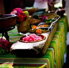 Buffet a la mexicana