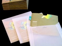 Bionic Systems — Print & Packaging — Product promotion folder for German jeweleryshops.