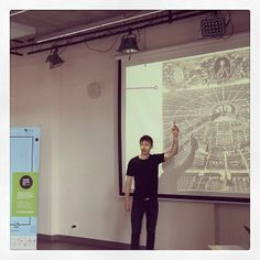 Trwają warsztaty dla młodych architektów, projektantów. FRESH DESIGN. #design #freshdesign #wroclaw