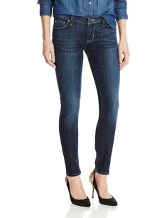 8320c50805d Hudson Jeans Womens Krista Ankle Super Skinny 5Pocket Jean Maldives 24      Check out the image by visiting the link.(It is Amazon affiliate link)   ...