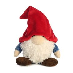 Gnome - W/red Hat&blue Shirt - 7.5inch Listing in the Other,Bears,Dolls & Bears Category on eBid United Kingdom | 150591538