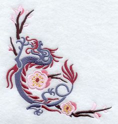 Machine Embroidery Designs at Embroidery Library! - Color Change - X6602