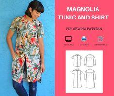 Sew Different Ladies Sewing Pattern Cocoon Jacket SewD-CJ