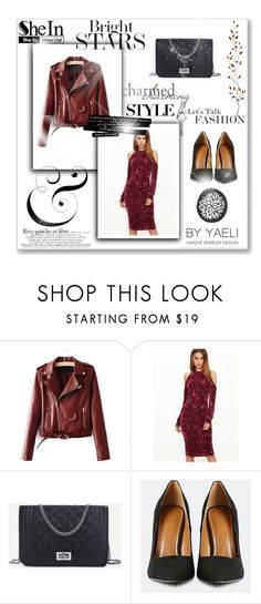 """""""SheIn 1/V"""" by hedija-okanovic ❤ liked on Polyvore featuring Pier 1 Imports and shein"""