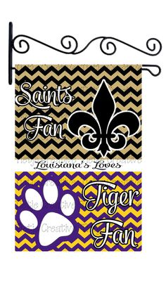 Louisiana Loves by TietjeCreative on Etsy, $32.00