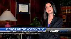Florida Boating Accidents Up | Law Wire News | July 2015