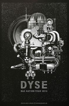 Dyse - Lars P Krause - 2014 ----