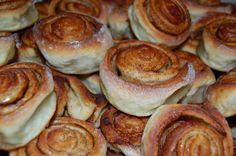 Kanelsnurrer Sausage, Food And Drink, Baking, Easy, Recipes, Blogging, Sausages, Bakken, Recipies