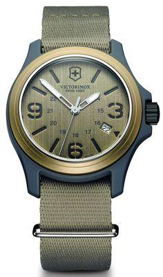 """Swiss Army """"New"""" Original Watch"""