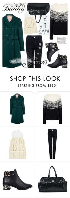 """""""Winter Fun: Snow Bunny Style"""" by ifchic ❤ liked on Polyvore featuring moda, Paul & Joe Sister, Être Cécile, Miista, Anja, contestentry, winterstyle, snowbunny y ifchic"""
